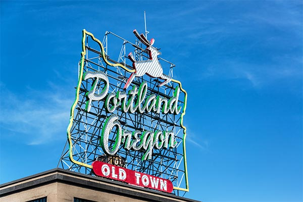 Auto Transport to Portland
