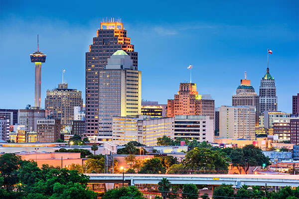 Auto Transportation to San Antonio
