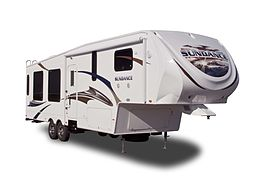 Travel Trailer Shipping