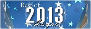 Margate 2013 Award