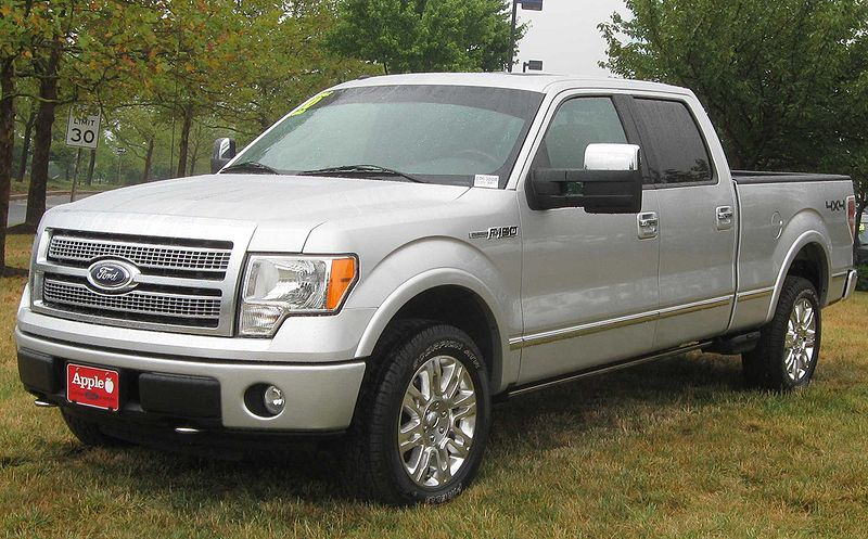 What to Know About Transporting a Ford F-150
